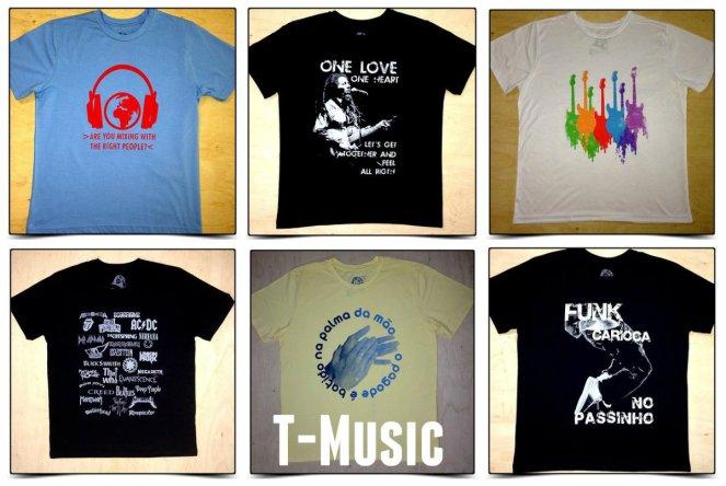 t - music