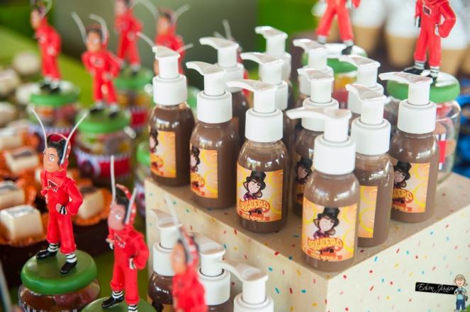 Fábrica de Chocolate - Brigadeiro Líquido